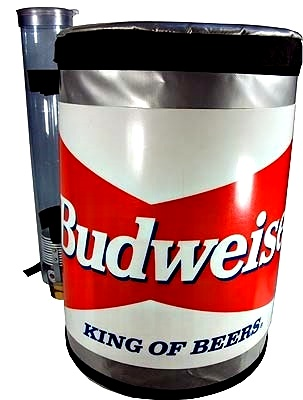 budweiser backpack
